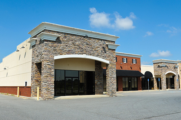 New Commercial Building with Retail and Office Space available for sale or lease